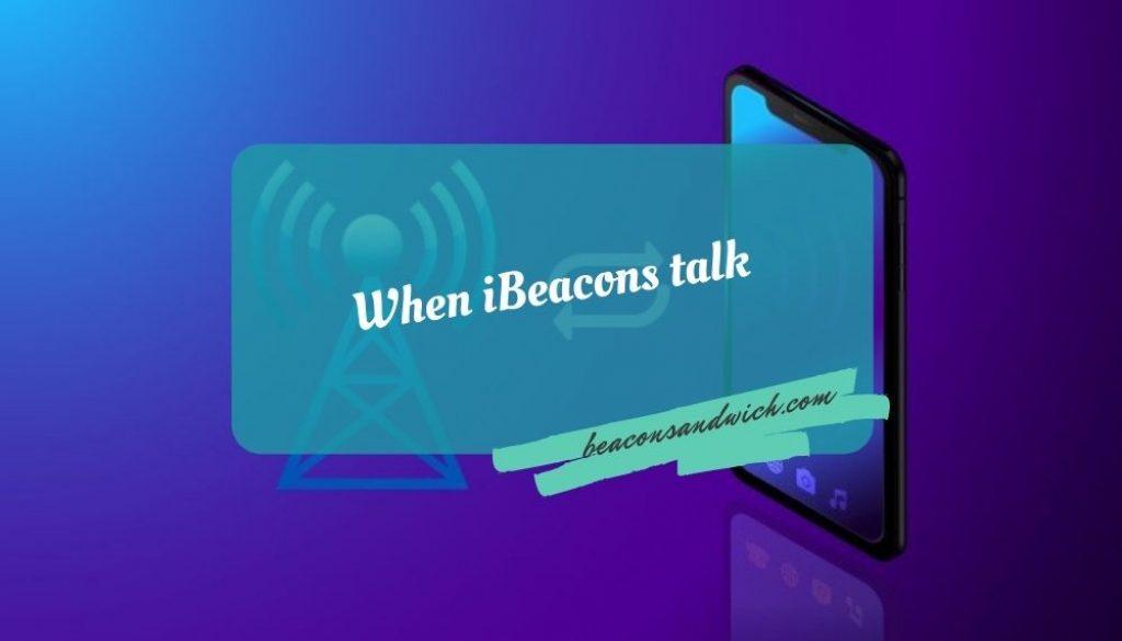 iBeacons talk